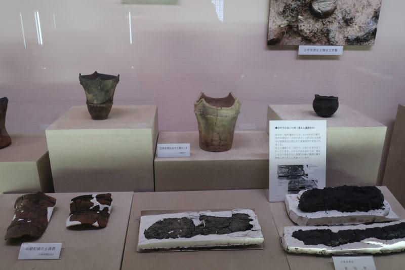 久々野歴史民俗資料館展示物