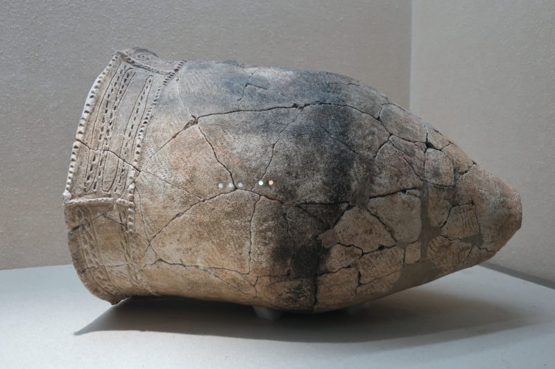深鉢 縄文時代晩期中葉 名古屋市牛巻遺跡